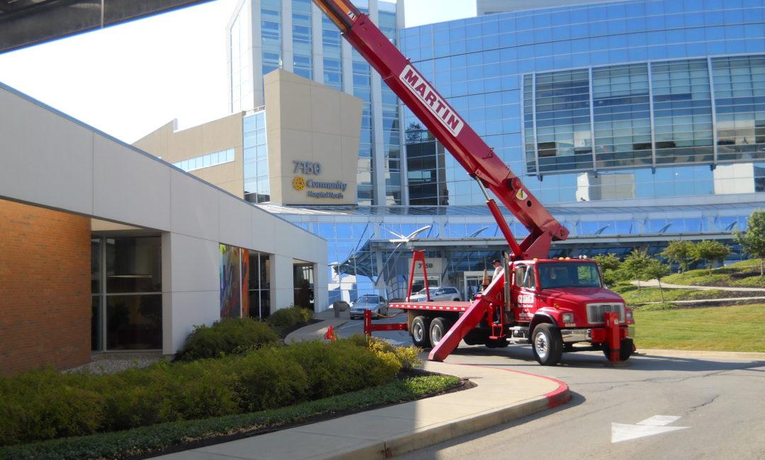 Indianapolis Crane Lifting Service